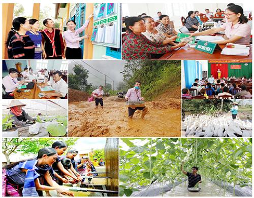 Mười tám năm hành trình vì hạnh phúc người nghèo