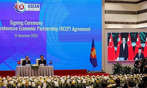 RCEP sẽ định hình lại thương mại châu Á
