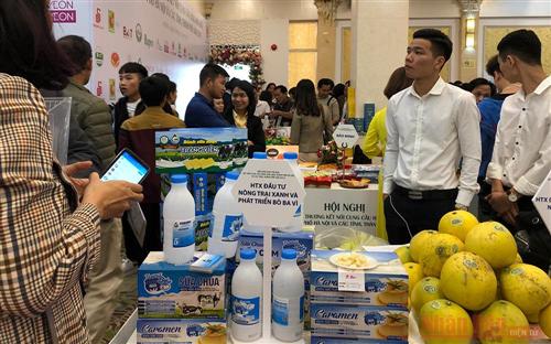 Kết nối cung - cầu hàng hóa giữa TP. Hà Nội và các tỉnh, thành phố năm 2020