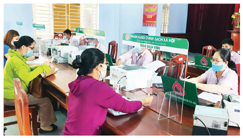 Tín dụng chính sách xã hội góp phần giảm nghèo bền vững và thúc đẩy tài chính toàn diện tại Việt Nam