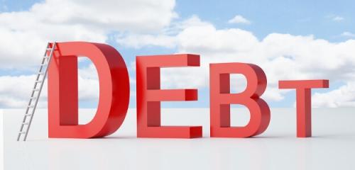 Thế giới ngập trong nợ nần