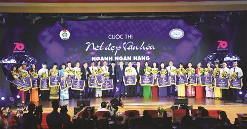 Công đoàn Ngân hàng Việt Nam tích cực triển khai các hoạt động thiết thực và ý nghĩa chào mừng kỷ niệm 70 năm thành lập Ngành