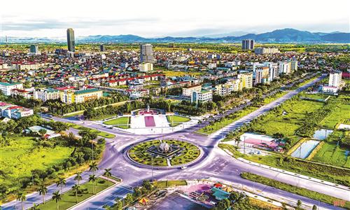 Hệ thống ngân hàng tỉnh Hà Tĩnh góp phần tạo diện mạo mới cho quê hương