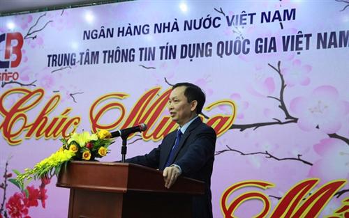 Trung tâm Thông tin tín dụng Quốc gia Việt Nam triển khai nhiệm vụ năm 2017
