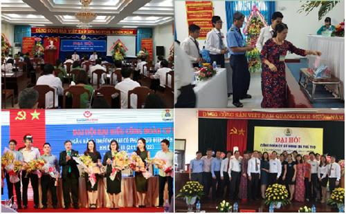 Công đoàn Ngân hàng Việt Nam chỉ đạo tổ chức đại hội công đoàn các cấp: Chủ động, thiết thực, hiệu quả