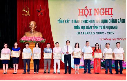 Hành trình 15 năm đồng hành cùng người nghèo Tuyên Quang
