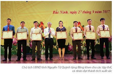 Ngân hàng Chính sách xã hội Bắc Ninh: 15 năm xây dựng và trưởng thành