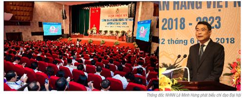 Đại hội Công đoàn Ngân hàng Việt Nam lần thứ VI, nhiệm kỳ 2018-2023