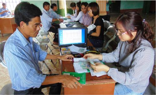 Ngân hàng Thái Bình điểm sáng cho vay Chương trình nước sạch nông thôn