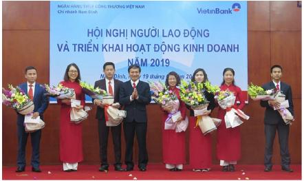 Đẩy mạnh triển khai các giải pháp hỗ trợ phát triển doanh nghiệp và thanh toán không dùng tiền mặt trên địa bàn tỉnh Nam Định