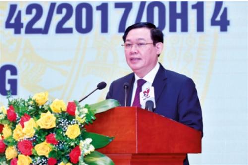 Phó Thủ tướng: Xử lý nợ xấu là trách nhiệm của cả hệ thống chính trị