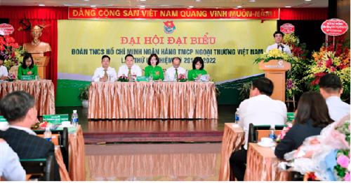Đại hội đại biểu đoàn TNCS Hồ Chí Minh Vietcombank lần thứ III, nhiệm kỳ 2017-2022