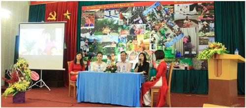 Phụ nữ CIC: Tự tin – Hội Nhập – Phát triển
