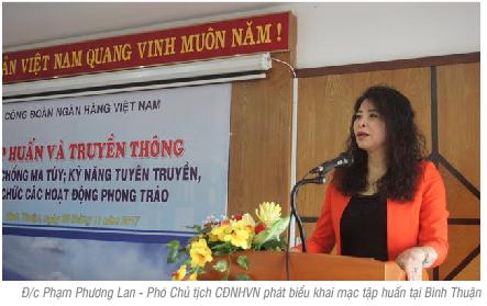 Tập huấn và truyền thông về phòng, chống ma túy, kỹ năng tuyên truyền, tổ chức các hoạt động phong trào tại Bình Thuận, Ninh Thuận
