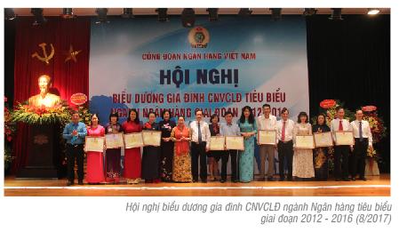 Công đoàn Ngân hàng Việt Nam: Các hoạt động tạo động lực cho đoàn viên và người lao động