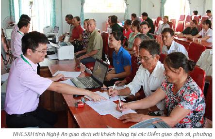 Ngân hàng Chính sách xã hội tỉnh Nghệ An phấn đấu hoàn thành chỉ tiêu được giao năm 2018