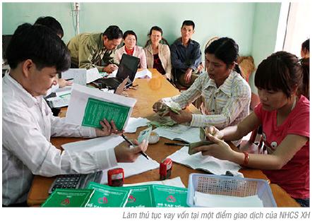 Vốn tín dụng Ngân hàng Chính sách xã hội góp phần thúc đẩy chuyển dịch cơ cấu nông nghiệp – nông thôn vùng đồng bằng sông Cửu Long theo hướng phát triển bền vững