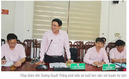 Ngân hàng Chính sách xã hội ưu tiên nguồn vốn cho vay hộ đồng bào dân tộc thiểu số tại huyện Kỳ Sơn, Nghệ An