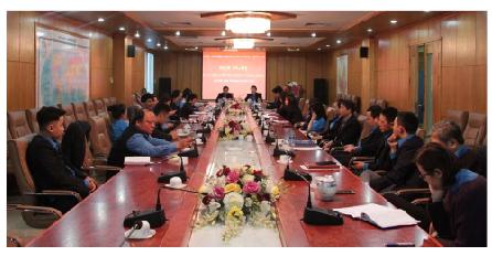 Hội nghị cán bộ, công chức Cơ quan Công đoàn Ngân hàng Việt Nam năm 2019