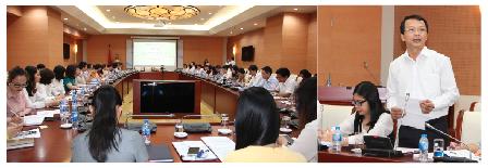 Hội thảo khoa học về vai trò của tổ chức bảo hiểm tiền gửi trong quá trình tái cơ cấu tổ chức tín dụng yếu kém tại Việt Nam