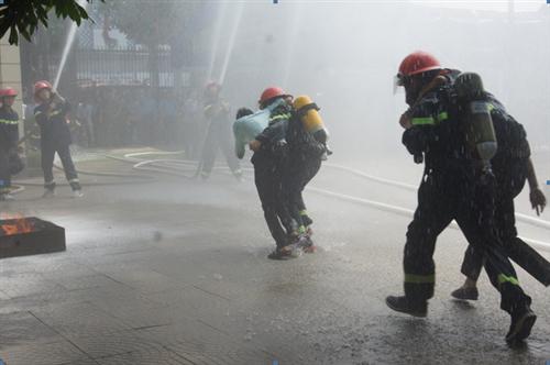 Công đoàn Ngân hàng Việt Nam phát động Tháng hành động về an toàn, vệ sinh lao động, phòng chống cháy nổ và ngày môi trường thế giới