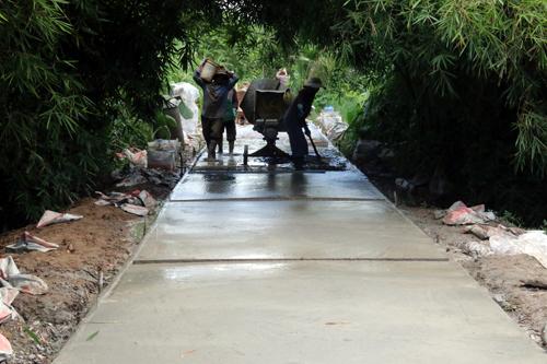 Hệ thống ngân hàng Kiên Giang nỗ lực thi đua cả nước chung sức xây dựng nông thôn mới giai đoạn 2011-2020