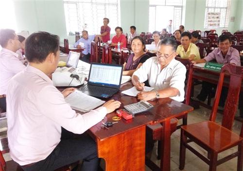 """Ngân hàng Chính sách xã hội tỉnh Long An: """"Điểm sáng"""" thực hiện tín dụng ưu đãi tại vùng Tây Nam Bộ"""
