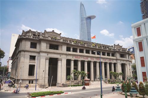 Hệ thống ngân hàng Thành phố Hồ Chí Minh - Dấu ấn 30 năm đổi mới và phát triển