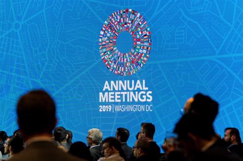 Phó Thống đốc Đào Minh Tú tham dự Hội nghị Thường niên 2019 của IMF/WB