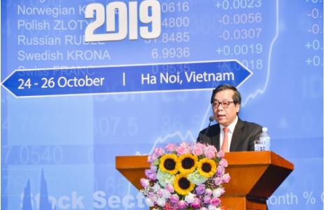 Khai mạc Diễn đàn Việt Nam về ngân hàng và tài chính 2019
