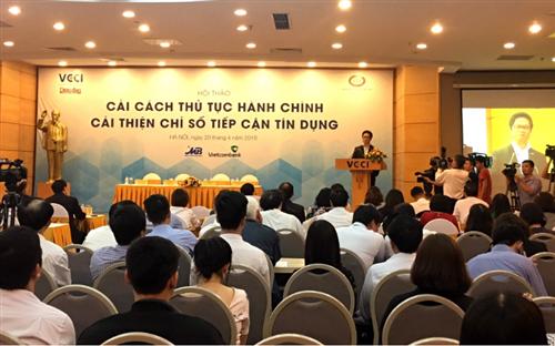 Cải cách hoạt động thông tin tín dụng  góp phần nâng chỉ số tiếp cận tín dụng  của Việt Nam