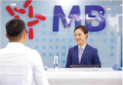 MB góp mặt trong câu lạc bộ các doanh nghiệp đạt 10 ngàn tỷ lợi nhuận