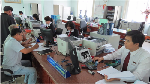 Ngành Ngân hàng đồng hành cùng với người dân, doanh nghiệp bị ảnh hưởng bởi dịch COVID-19