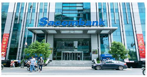Sacombank vượt 21,4% kế hoạch lợi nhuận 2019, dịch vụ chiếm gần ¼ tổng thu nhập thuần