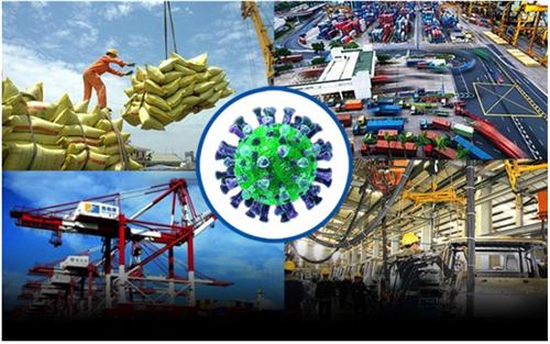 Kinh tế 2 tháng đầu năm: Những dấu trầm từ tác động Covid-19