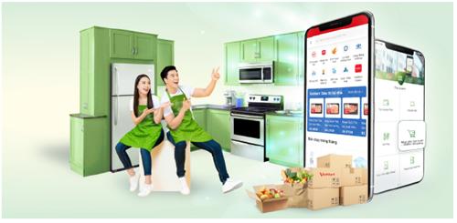 """Vietcombank ra mắt tính năng """"mua sắm trực tuyến - Vnpay Shopping"""" trên ứng dụng VCB-Mobile B@nking"""