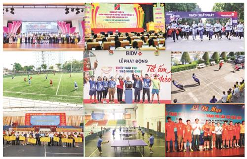Công đoàn Ngân hàng Việt Nam: Hướng tới kỷ niệm 70 năm ngày thành lập Ngành