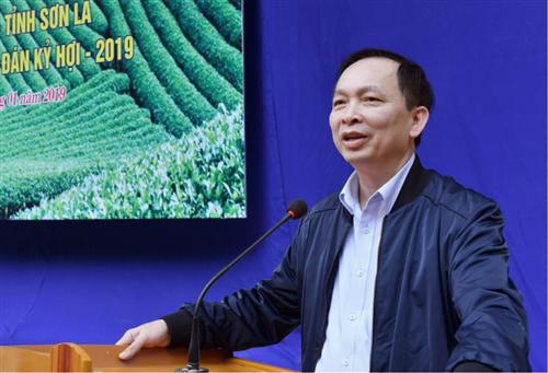 Phó Thống đốc Đào Minh Tú là ủy viên Ban Chỉ đạo Trung ương về giảm nghèo bền vững