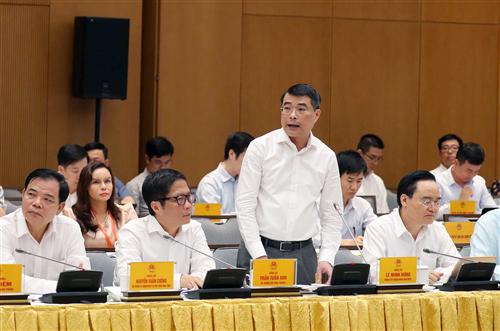 Thống đốc Lê Minh Hưng: Tín dụng tăng trở lại, ngoại hối cao nhất từ trước tới nay