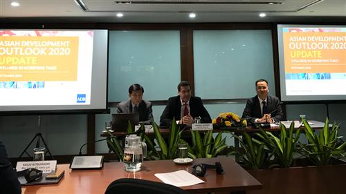 ADB dự báo GDP Việt Nam tăng trưởng 1,8% trong năm 2020