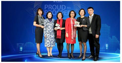 BIDV nhận cú đúp giải thưởng từ Tổ chức Thẻ quốc tế VISA