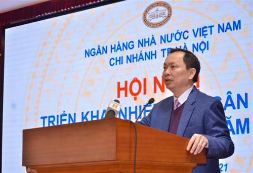 Ngành Ngân hàng Hà Nội hỗ trợ phát triển kinh tế - xã hội Thủ đô