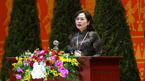 Tham luận của Ban cán sự Đảng Ngân hàng Nhà nước Việt Nam