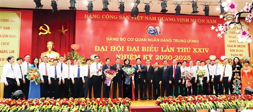 Công tác xây dựng Đảng góp phần quan trọng hoàn thành nhiệm vụ chính trị ngành Ngân hàng giai đoạn 2016 - 2020