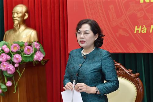 Đảng ủy cơ quan NHTW: Hội nghị Ban Chấp hành lần thứ 3 (mở rộng), nhiệm kỳ 2020-2025