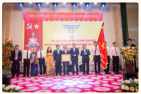 Hệ thống ngân hàng tỉnh Lai Châu  góp phần tích cực vào sự nghiệp phát triển kinh tế - xã hội của địa phương