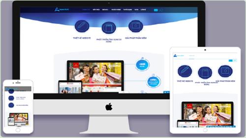 Thiết kế website ngân hàng và giao diện của các dịch vụ ngân hàng điện tử