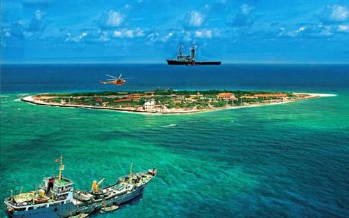 Khai thác, sử dụng tài nguyên và bảo vệ môi trường biển