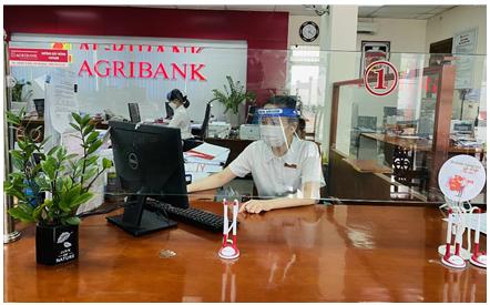 Agribank Kon Tum thực hiện tốt việc hỗ trợ lãi suất đối với khách hàng bị ảnh hưởng bởi đại dịch Covid-19