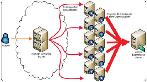 Ngăn chặn tấn công DNS Amplification và Application Layer Attack